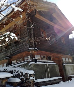 Exclusive Chalet in Valais Aletsch - Termen
