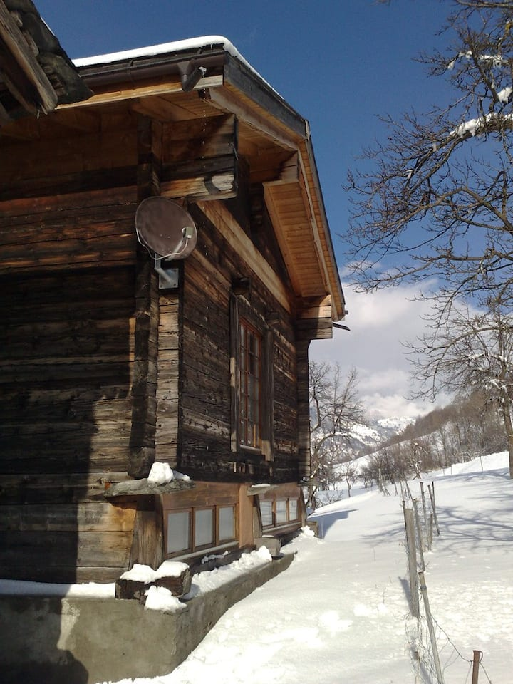 Exclusive Cabin  in Valais Aletsch