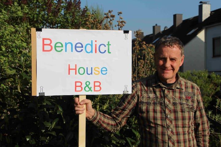 Benedict House B&B