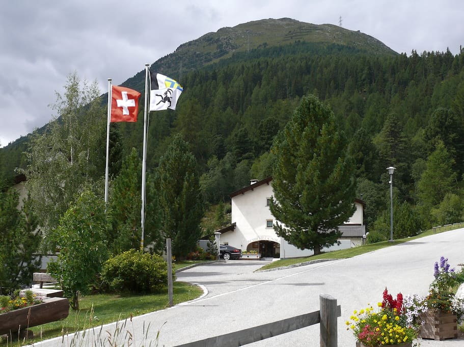 Amazing view in the Swiss Alps/1132 - Wohnungen zur Miete