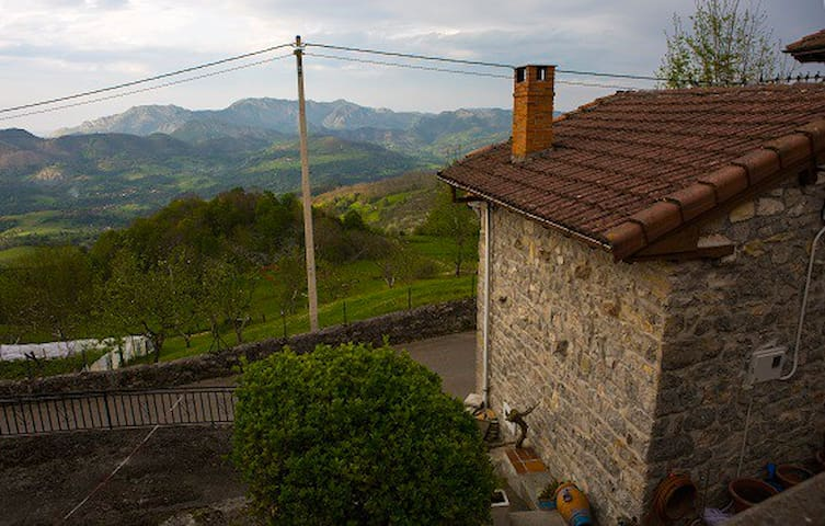 Casa Miruella, Següencu, Cangas de Onis - Cangas de Onís - Haus