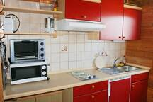 2-room semi-detached house 49 m² Nohles for 2 persons in Adenau