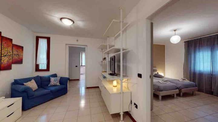 CasaGio-Appartamento in Villa a Rho