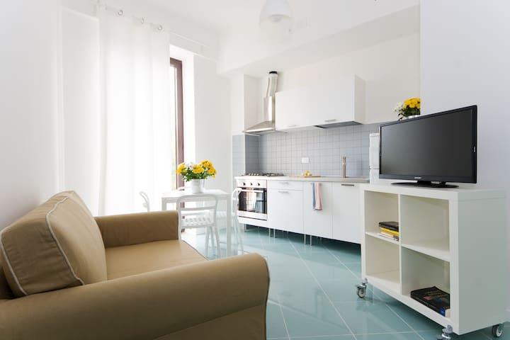 BRAND NEW COSY FLAT! - Syrakuzy - Apartament