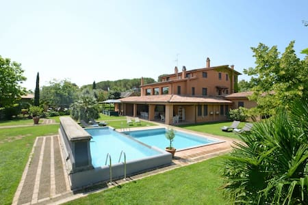 MONTEPIETRAIA 10, Exclusivity Emma Villas - Nepi - Vila