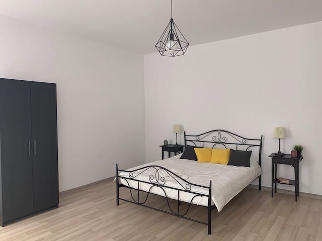 Helene's Apartment