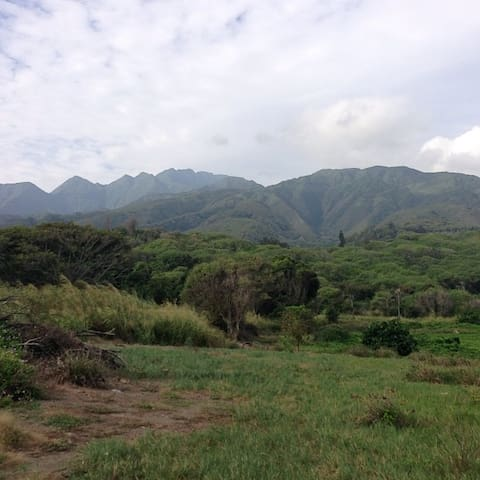 10 min.walk to beach, perfect access for exploring - Wailuku - Hus