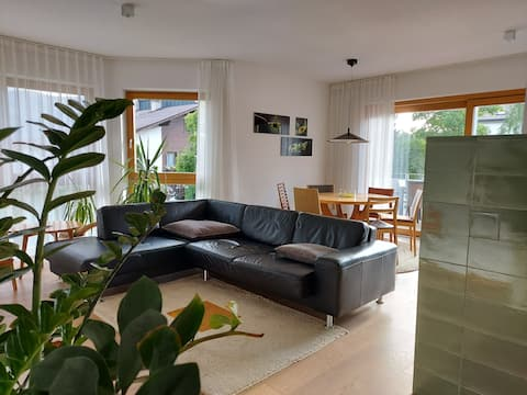 Appartement 3 chambres et terrasse à Palatinate