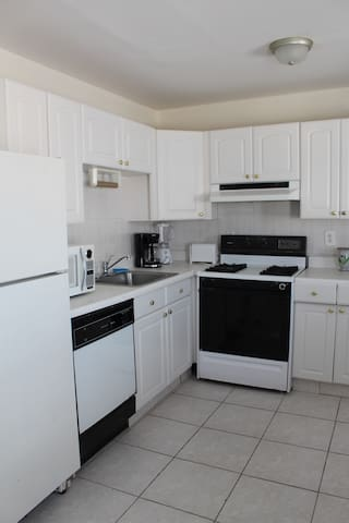 2 BR apartment Free wifi 23-4 - Seaside Heights - Daire