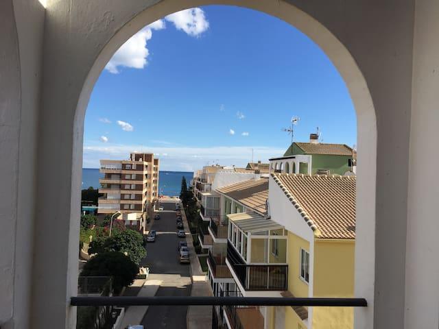 Appartement 2 slaapkamers, 3e verdieping aan zee - Torrevieja - Apartmen
