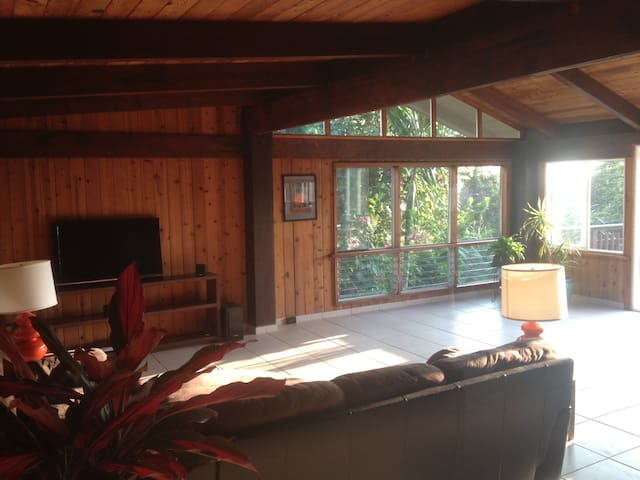 Coffee Farm Cottage Kealakekua Bay - Captain Cook - Casa