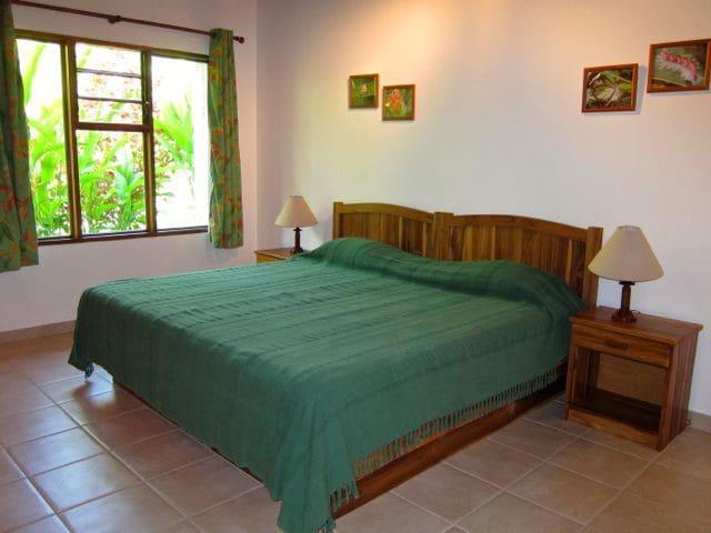 Chambres avec lits king ou twin