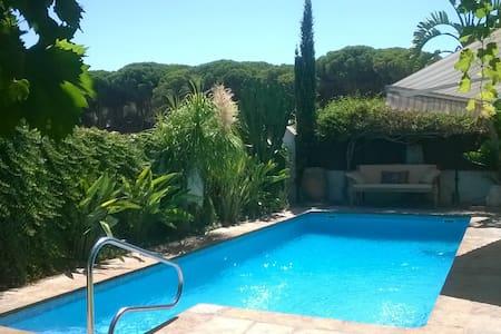 Luxury Villa at the foot of the dunes and beach. - El Puerto de Santa María