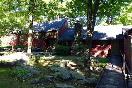 Peaceful Litchfield County Retreat - Warren - Casa