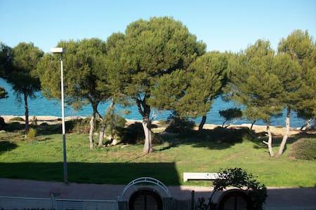 House facing the sea, Bay of Palma - Llucmajor - Haus