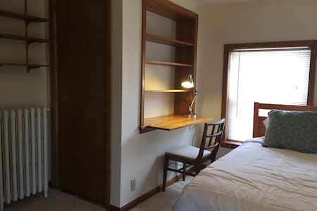 Room with twin bed (no parking) - Saint Clair Shores - 獨棟