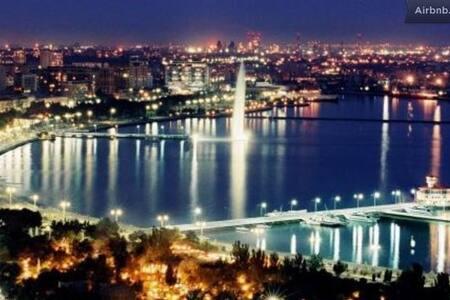 Уютная квартира в солнечным Баку - Baku - Pis