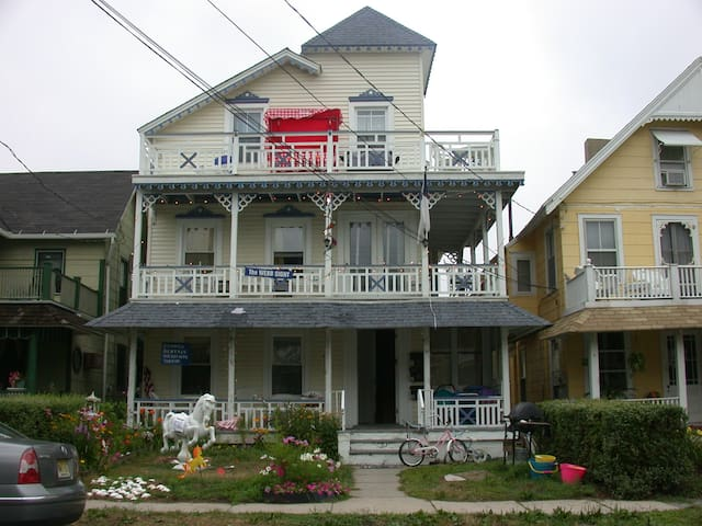 Private 2 BR Winter/Monthly/Weekly/Daily Rental - Ocean Grove - Flat