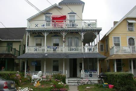 Private 2 BR Winter/Monthly/Weekly/Daily Rental - Ocean Grove