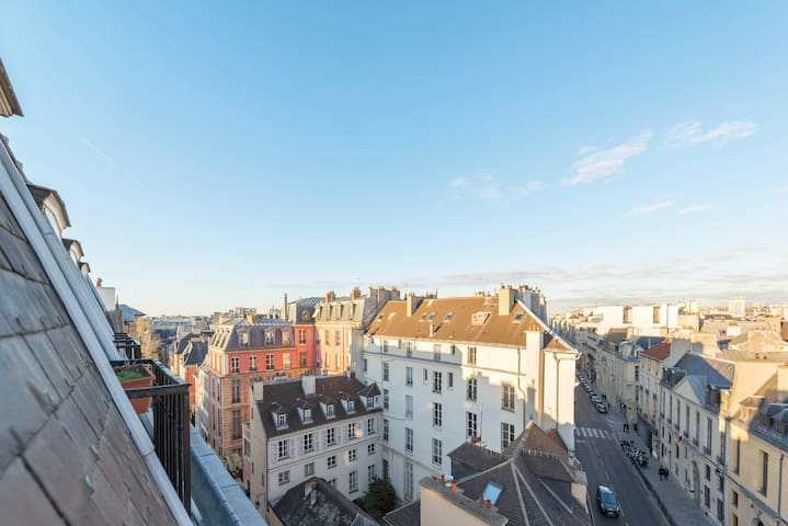 Nice flat in the middle of Paris - Paris - Apartamento