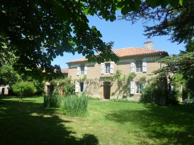 1/4 h from Marciac, - Monclar-sur-Losse - Holiday home