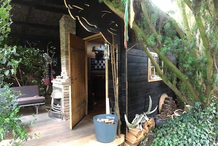 ArtB&B - Romantic Cabin