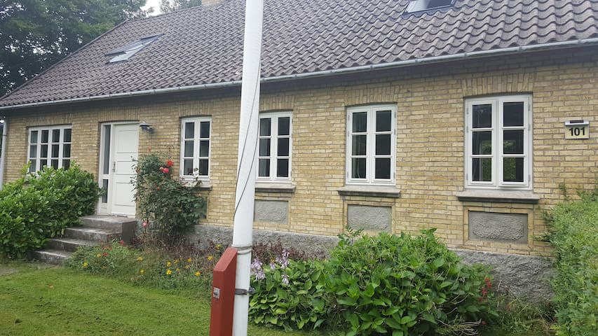 The Old Posthouse - Skørping - Maison