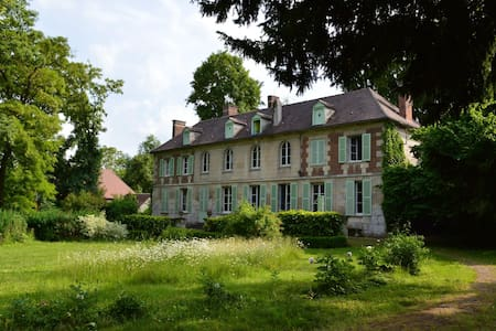 Lovely flat, Picardie countryside - Sacy-le-Petit