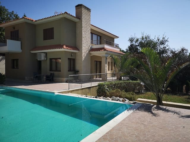 Stunning Four Bedroom Villa with Private Pool