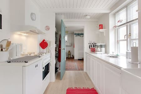 Charming little holiday in Vedersø - Ulfborg - Cabin