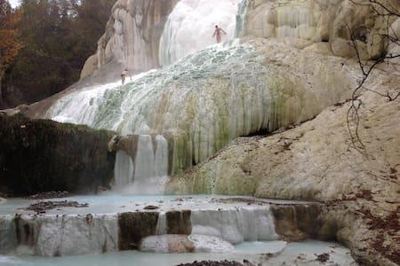Bagni San Filippo Attico e Terme - Bagni San Filippo