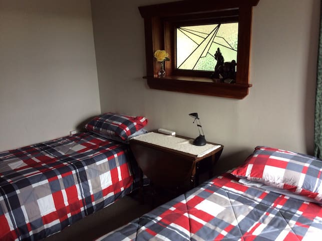 Farm House Bedroom - Clean And Tidy - Otorohanga - Talo