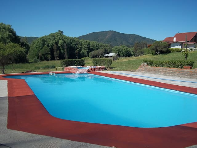 Villa country house near Santiago - Melipilla - Casa