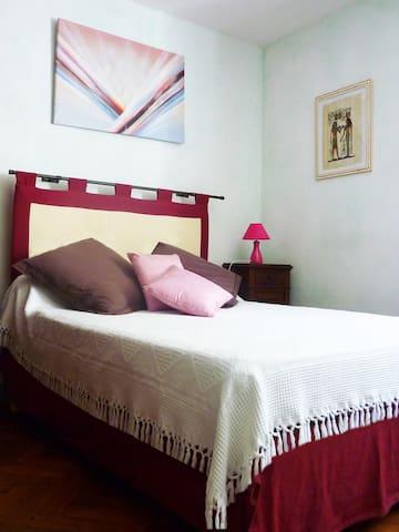 Chambres d'hôtes Moulin de Bouty - Belvès-de-Castillon - Bed & Breakfast