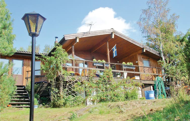 Holiday cottage with 2 bedrooms on 70m² in Nävekvarn