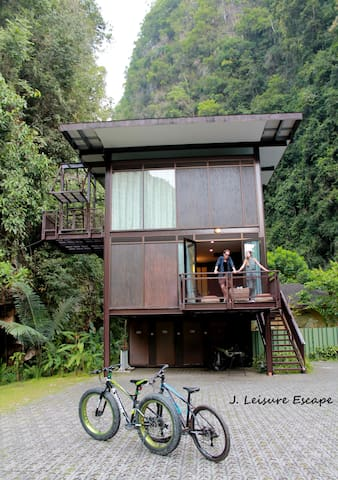 J. Leisure Escape_Chalet 01