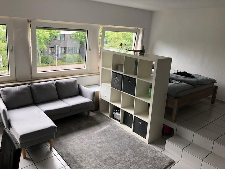 Zentrale Wohnung im Herzen von Münster