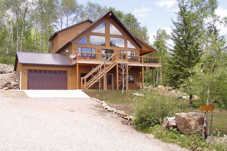 New Terry Peak Cabin August Special Near Deadwood