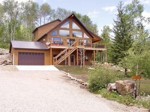 Terry Peak Cabin Jan $149 A Night Near Deadwood!!!