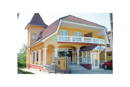 Holiday apartment with 1 bedroom on 25m² in Balatonlelle