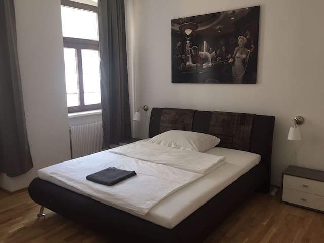 Cozy apartment - 12min to city center
