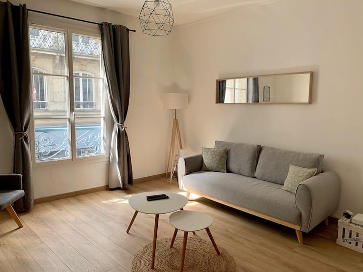 Très bel appartement secteur Doutre