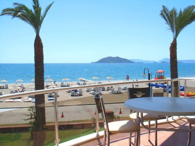 PS06 Sea view apartment in Sunset - Fethiye - Apartmen