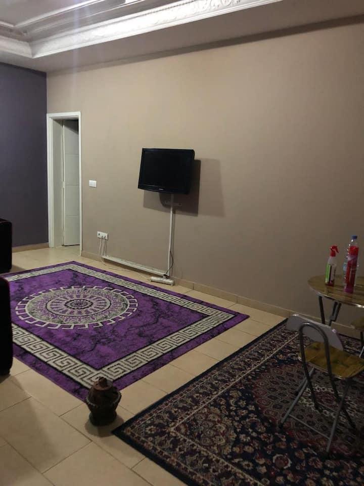 Joli appartement pour voyageur à Dakar