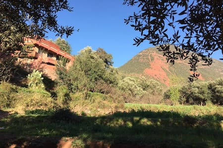 Chez Yahia, au coeur de l'Ourika - Ourika