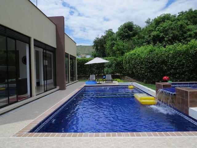 casa de descanso san marcos - San Marcos - Villa