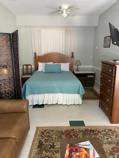 Peaceful Studio Apartment in Mt. Pleasant SC