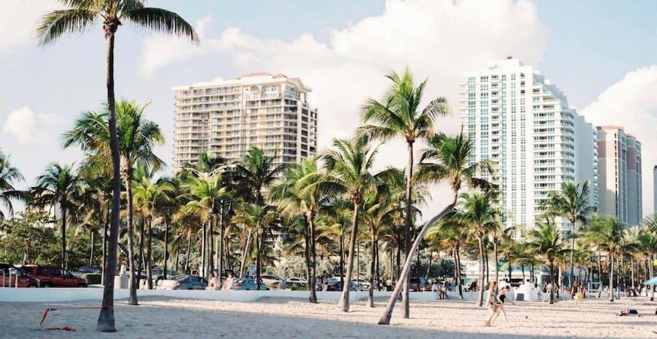 Miami Beach Best Location Near Beach Lincoln Road