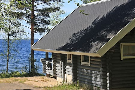 Traditional cabin Lakeside Beaver (2)