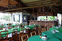 Restaurant at Doka Estate Coffee Tour